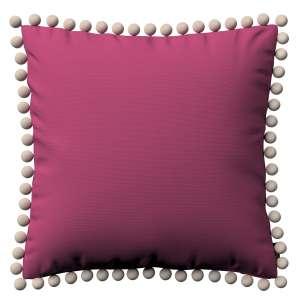 Poszewka Wera na poduszkę 45 x 45 cm w kolekcji Cotton Panama, tkanina: 702-32