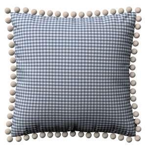 Poszewka Wera na poduszkę 45 x 45 cm w kolekcji Quadro, tkanina: 136-00