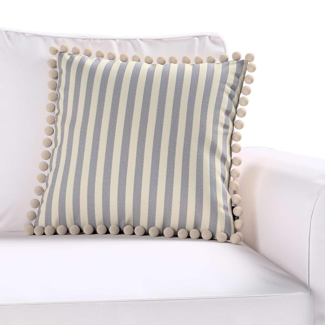 Poszewka Wera na poduszkę 45 x 45 cm w kolekcji Quadro, tkanina: 136-02
