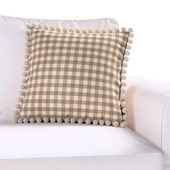 Poszewka Wera na poduszkę 45 x 45 cm w kolekcji Quadro, tkanina: 136-06