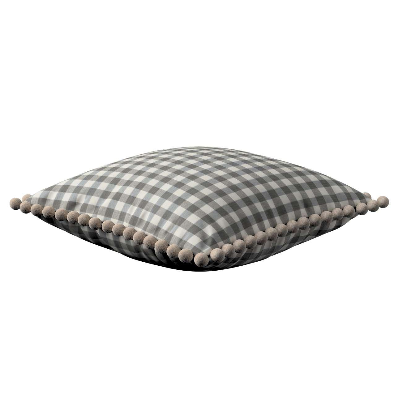 Poszewka Wera na poduszkę 45 x 45 cm w kolekcji Quadro, tkanina: 136-11