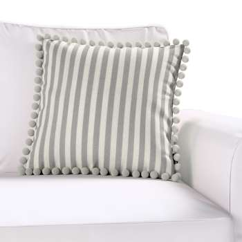 Poszewka Wera na poduszkę 45 x 45 cm w kolekcji Quadro, tkanina: 136-12