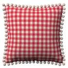 Poszewka Wera na poduszkę 45 x 45 cm w kolekcji Quadro, tkanina: 136-16
