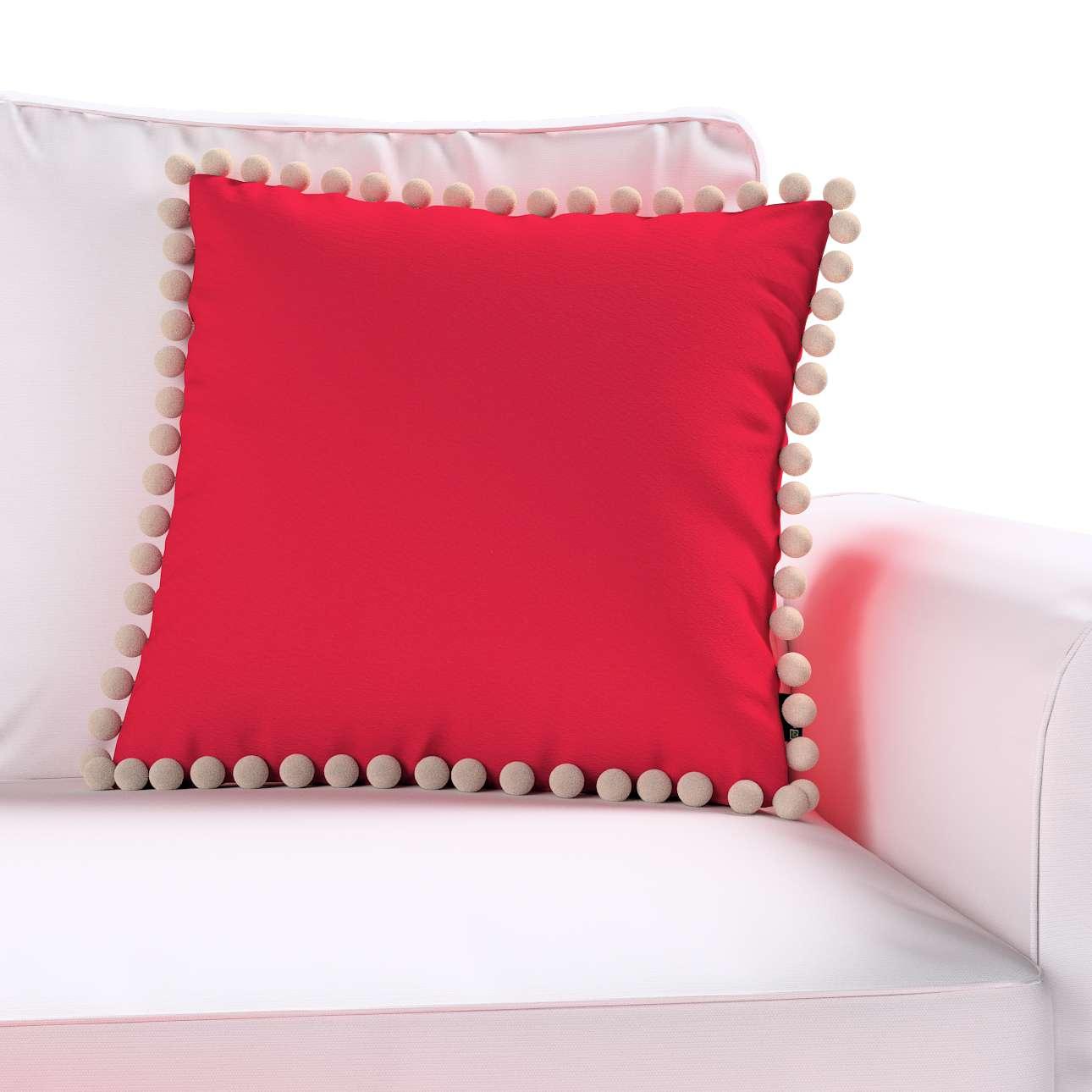 Poszewka Wera na poduszkę 45 x 45 cm w kolekcji Quadro, tkanina: 136-19