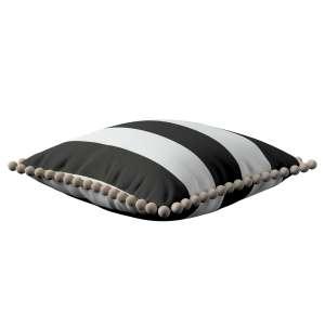 Wera dekoratyvinės pagalvėlės užvalkalas su žaismingais kraštais 45 x 45 cm kolekcijoje Comics Prints, audinys: 137-53
