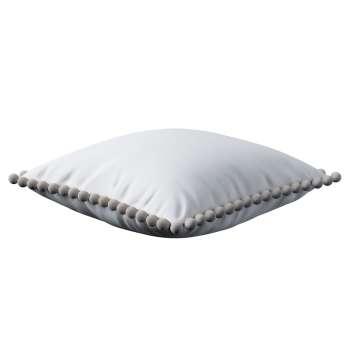 Wera dekoratyvinės pagalvėlės užvalkalas su žaismingais kraštais kolekcijoje Comics Prints, audinys: 139-00