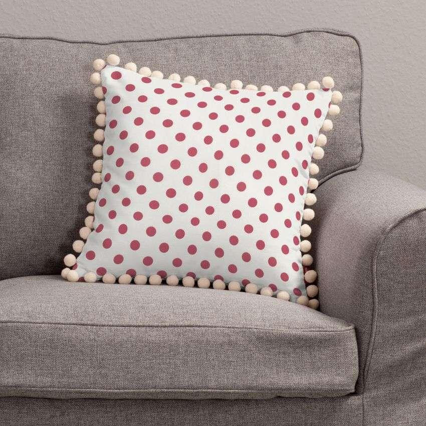 Poszewka Wera na poduszkę 45 x 45 cm w kolekcji Ashley, tkanina: 137-70
