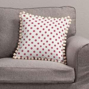 Wera dekoratyvinės pagalvėlės užvalkalas su žaismingais kraštais 45 x 45 cm kolekcijoje Ashley , audinys: 137-70