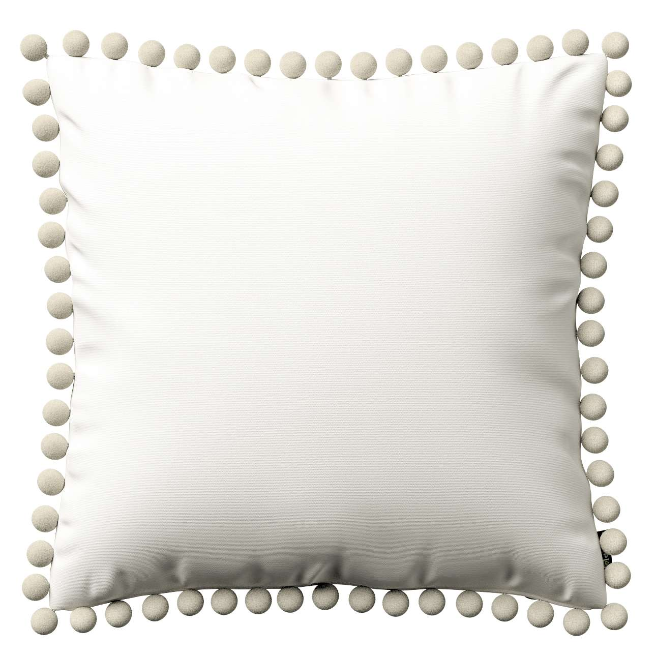 Poszewka Wera na poduszkę 45 x 45 cm w kolekcji Cotton Panama, tkanina: 702-34