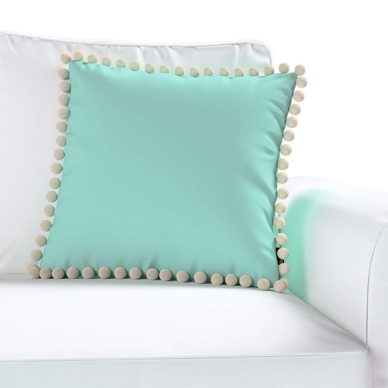 Poszewka Wera na poduszkę 45 x 45 cm w kolekcji Loneta, tkanina: 133-32