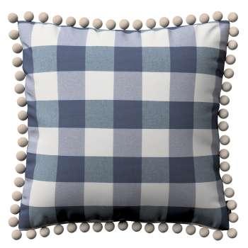 Poszewka Wera na poduszkę 45 x 45 cm w kolekcji Quadro, tkanina: 136-03