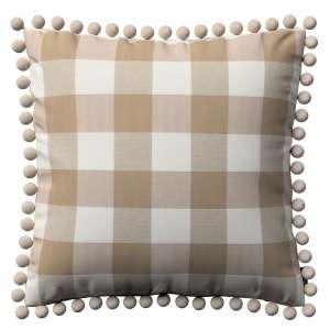 Poszewka Wera na poduszkę 45 x 45 cm w kolekcji Quadro, tkanina: 136-08