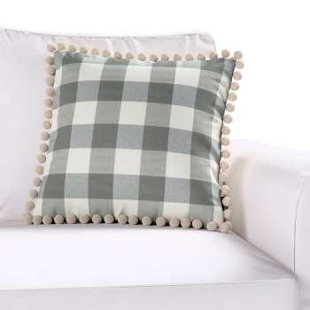 Poszewka Wera na poduszkę w kolekcji Quadro, tkanina: 136-13