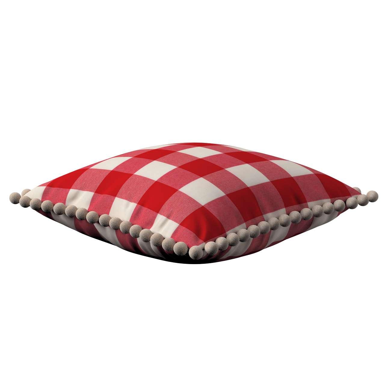 Poszewka Wera na poduszkę 45 x 45 cm w kolekcji Quadro, tkanina: 136-18