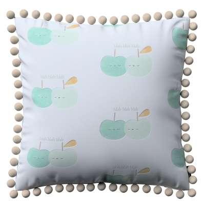 Viera s brmbolcami V kolekcii Little World, tkanina: 151-02
