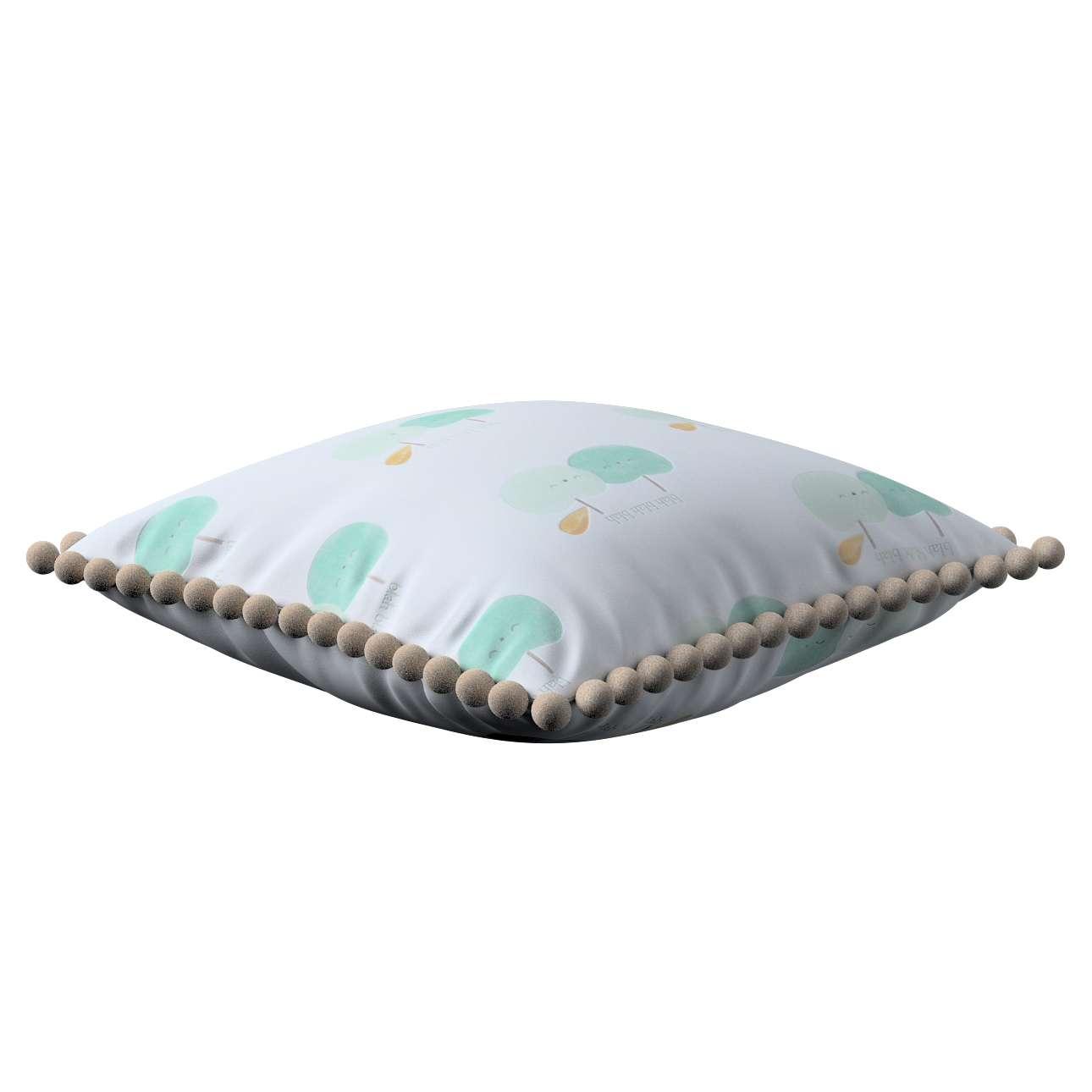 Poszewka Wera na poduszkę 45 x 45 cm w kolekcji Apanona, tkanina: 151-02