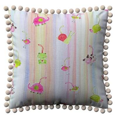 Tyynynpäällinen<br/>Vera tupsuilla 151-05  Mallisto Little World