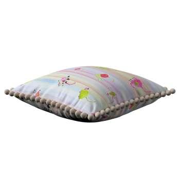 Poszewka Wera na poduszkę 45 x 45 cm w kolekcji Apanona do -30%, tkanina: 151-05