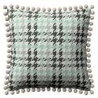 Wera dekoratyvinės pagalvėlės su žaismingais kraštais 45 x 45 cm kolekcijoje Brooklyn, audinys: 137-77