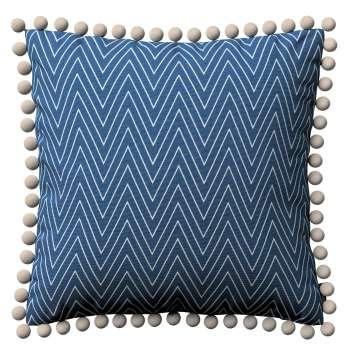 Poszewka Wera na poduszkę 45 x 45 cm w kolekcji Brooklyn, tkanina: 137-88
