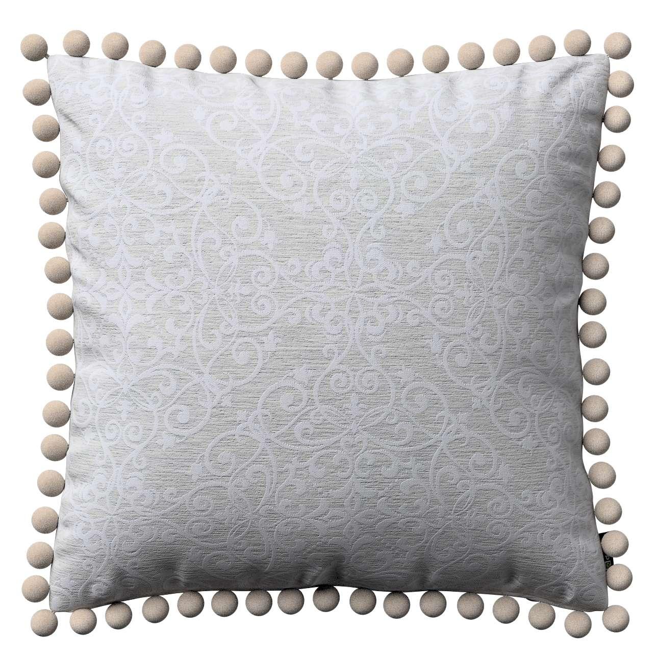 Poszewka Wera na poduszkę w kolekcji Venice, tkanina: 140-49