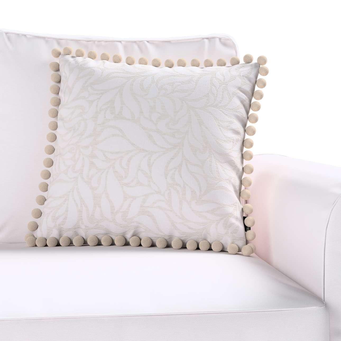 Poszewka Wera na poduszkę w kolekcji Venice, tkanina: 140-50