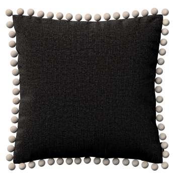 Wera dekoratyvinės pagalvėlės užvalkalas su žaismingais kraštais 45 × 45 cm kolekcijoje Vintage, audinys: 702-36