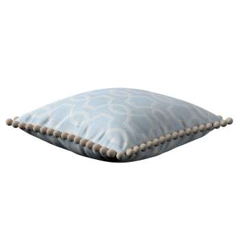 Wera cushion cover with pompons