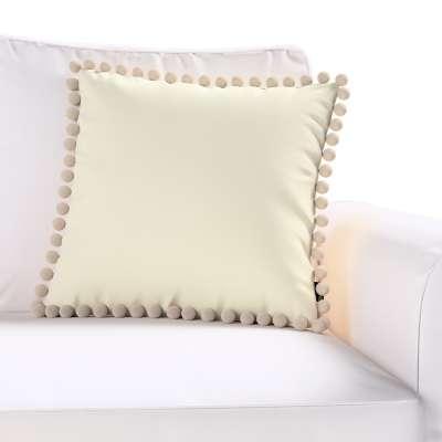 Poszewka Wera na poduszkę w kolekcji Velvet, tkanina: 704-10