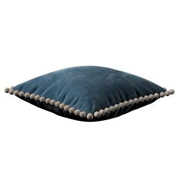 Poszewka Wera na poduszkę w kolekcji Velvet, tkanina: 704-16