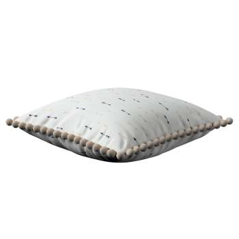 Poszewka Wera na poduszkę w kolekcji Adventure, tkanina: 141-82
