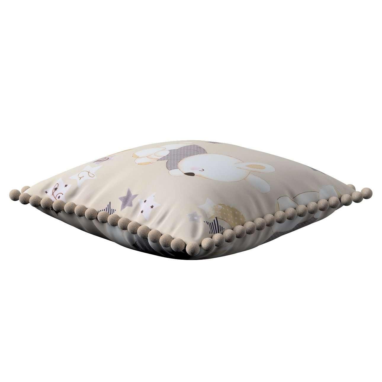 Poszewka Wera na poduszkę w kolekcji Adventure, tkanina: 141-85