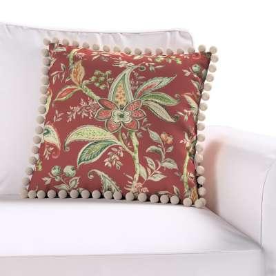 Viera s brmbolcami V kolekcii Gardenia, tkanina: 142-12