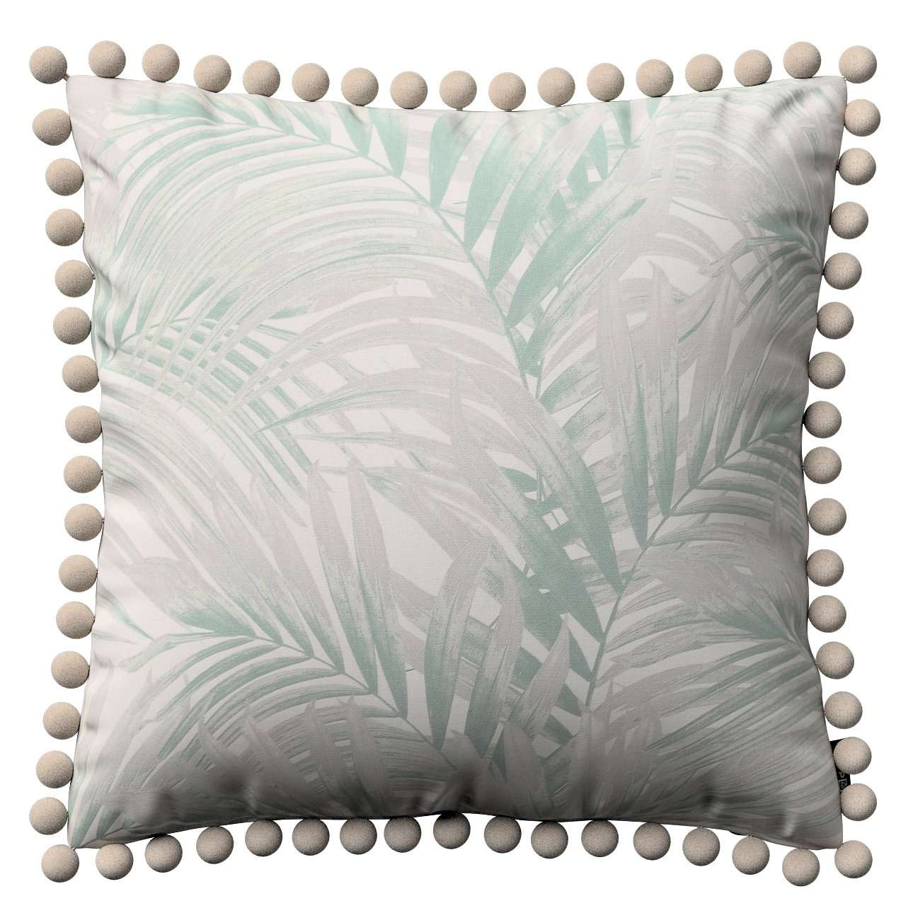 Viera s brmbolcami V kolekcii Gardenia, tkanina: 142-15