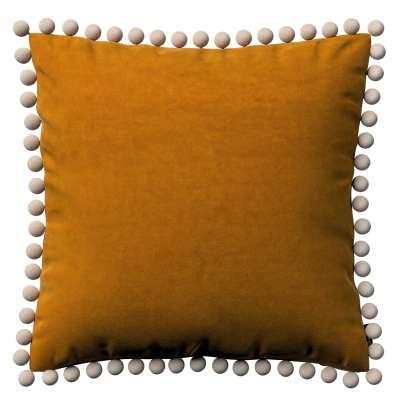 Viera s brmbolcami V kolekcii Velvet, tkanina: 704-23