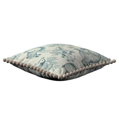 Daisy pagalvėlės užvalkalas  pom poms 500-04  Kolekcija Magic Collection