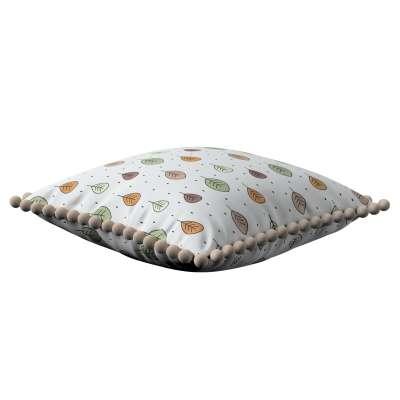 Daisy pagalvėlės užvalkalas  pom poms 500-09  Kolekcija Magic Collection