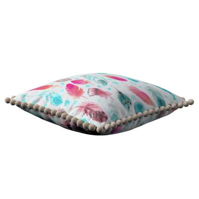 Daisy pagalvėlės užvalkalas  pom poms 500-17  Kolekcija Magic Collection