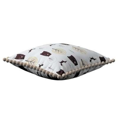 Daisy pagalvėlės užvalkalas  pom poms 500-19  Kolekcija Magic Collection