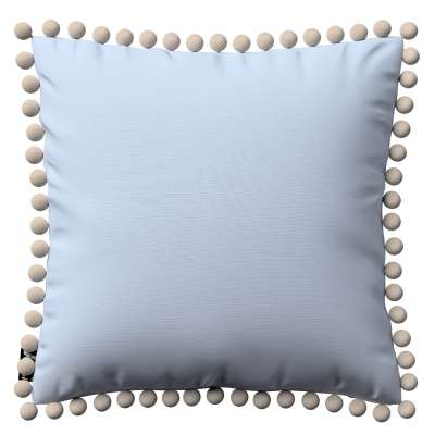Daisy cushion covers with pom poms 133-35 Collection Happiness