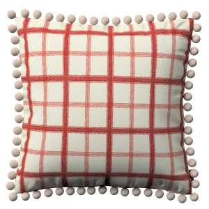 Poszewka Wera na poduszkę 45 x 45 cm w kolekcji Avinon, tkanina: 131-15