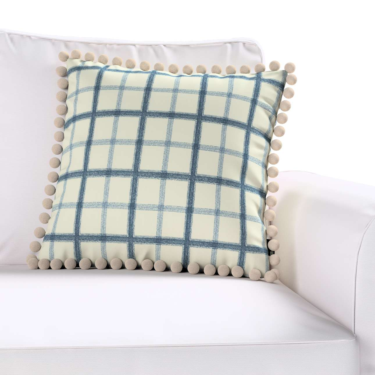Poszewka Wera na poduszkę w kolekcji Avinon, tkanina: 131-66