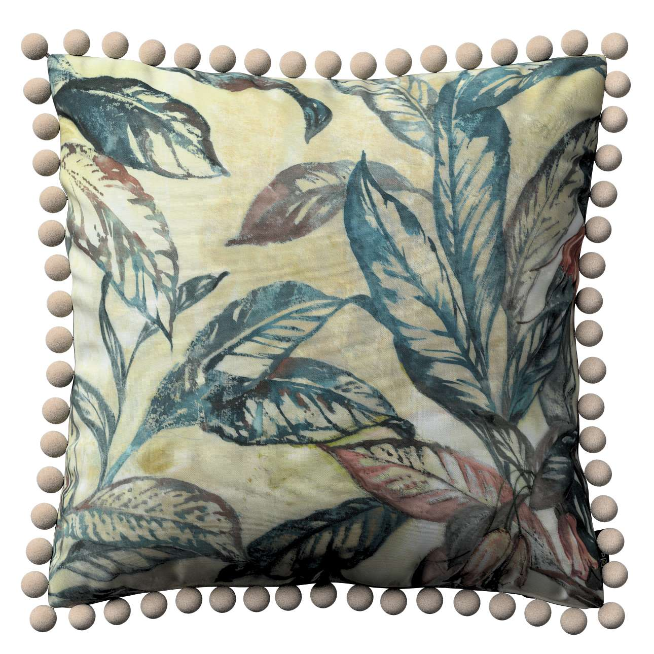 Viera s brmbolcami V kolekcii Abigail, tkanina: 143-08