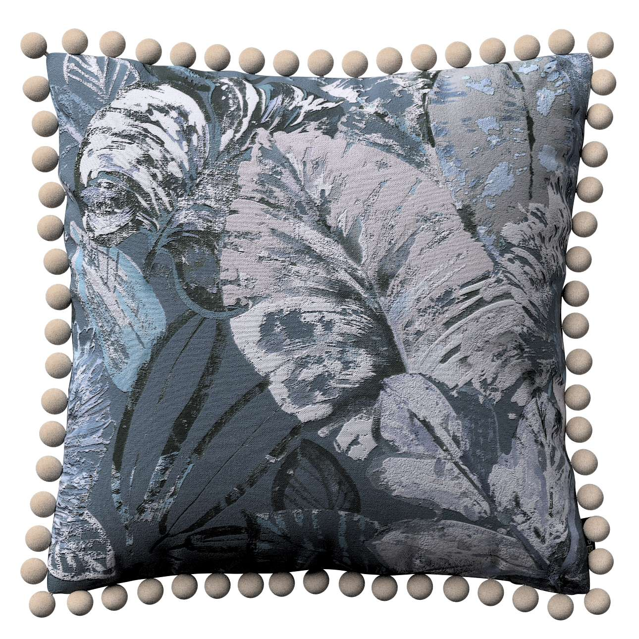 Viera s brmbolcami V kolekcii Abigail, tkanina: 143-18