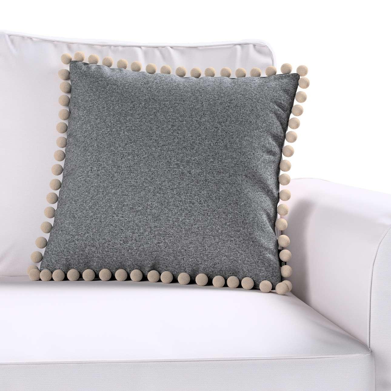 Poszewka Wera na poduszkę w kolekcji Amsterdam, tkanina: 704-47