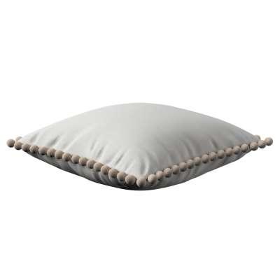Poszewka Wera na poduszkę 159-06 ciepły biały Kolekcja Linen