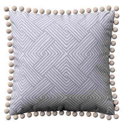 Párnahuzat Wera 143-45 szürke geometrikus minták Méteráru Sunny