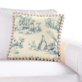 Poszewka Wera na poduszkę 45 x 45 cm w kolekcji Avinon, tkanina: 132-66