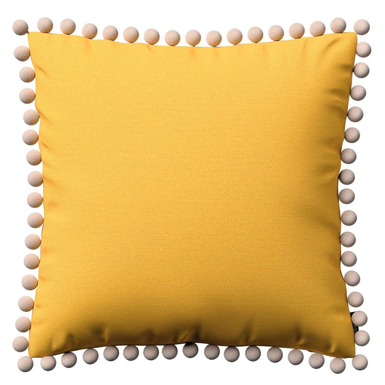 Poszewka Wera na poduszkę w kolekcji Loneta, tkanina: 133-40