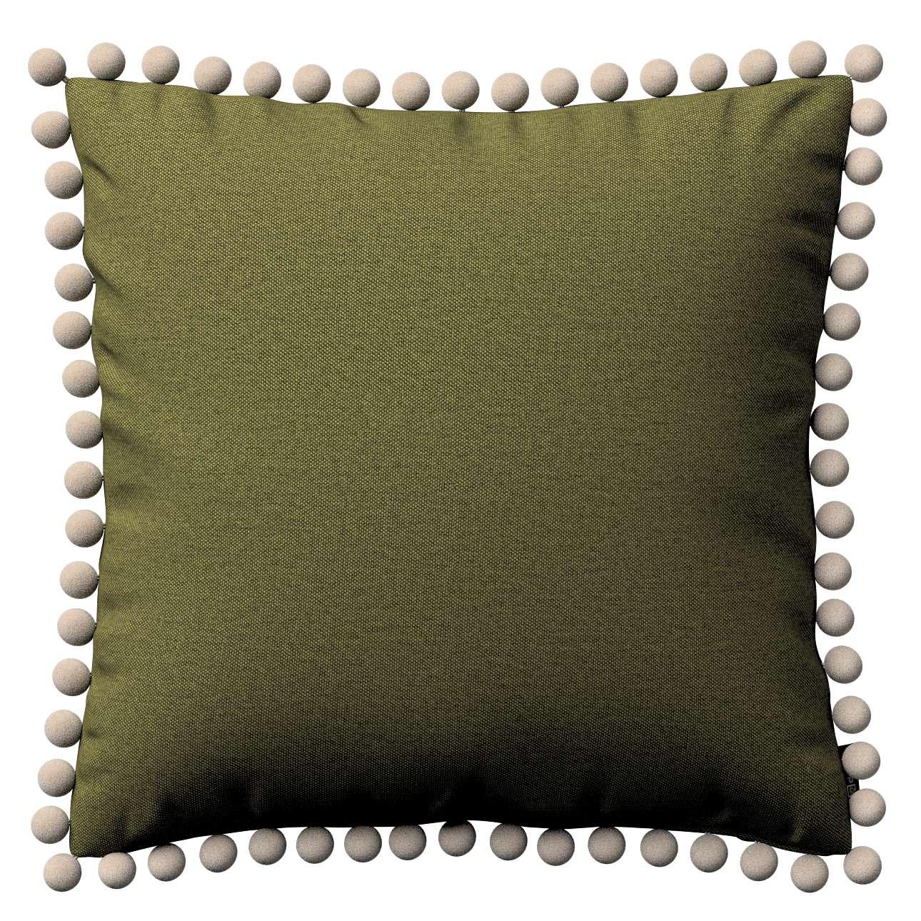 Viera s brmbolcami V kolekcii Etna, tkanina: 161-26